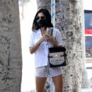 Lucy Hale – Visit to the Doctor's office in Los Angeles