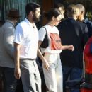 Kendall Jenner and Hailey Baldwin – Leaving Soho Beach House in Malibu