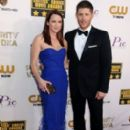 Jensen Ackles- January 16, 2014- 19th Annual Critics Choice Awards
