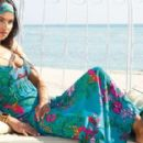 Irina Shayk Lilly Pulitzer Resort Collection Fall 2014