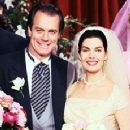 Sela Ward and Stephen Collins
