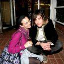 Mia Kirshner and Katherine Moennig