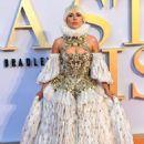 Lady Gaga – 'A Star Is Born' Premiere in London