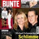 Corinna Schumacher - Bunte Magazine Cover [Germany] (1 October 2015)