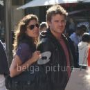 Daniela Ruah and Robert Kazinsky