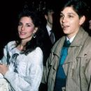 Phyllis Fierro and Ralph Macchio