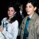Phyllis Fierro and Ralph Macchio