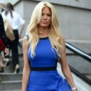 Victoria Silvstedt Tommy Hilfiger Spring 2015 Womens Collection In New York