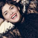 Audrey Tautou Marie Claire UK August 2011