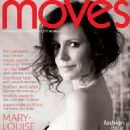 Mary-Louise Parker - 2010 New York Moves Magazine - Fashion Issue