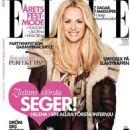 Helena Seger - Elle Magazine [Sweden] (December 2010)
