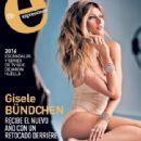 Gisele Bündchen - Expresiones Magazine Cover [Ecuador] (29 December 2016)