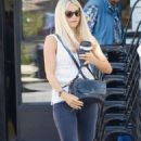 Julianne Hough – Out in Studio City 9/2/2016 - 454 x 757