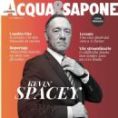 Kevin Spacey - Acqua & Sapone Magazine Cover [Italy] (October 2017)