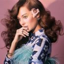 Monika Jagaciak - Vogue Magazine Pictorial [Taiwan] (March 2017) - 454 x 344