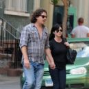 Shannen Doherty Out and About in NYC