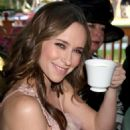 Jennifer Love Hewitt - Celebrates Her 30 Birthday On The Set Of ''Ghost Whisperer""