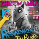 Cinemanía Magazine Cover [Mexico] (September 2012)