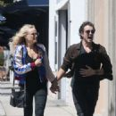 Malin Akerman – Out with her fiancee in Hollywood