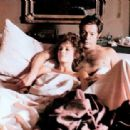 Marcello Mastroianni and Jacqueline Bisset - 454 x 313