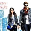 Victoria Justice as Naomi in Naomi and Ely's No Kiss List - 454 x 255