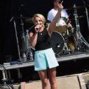 Jamie Lynn Spears Country Jam Usa Music Festival In Wisconsin