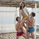 Izabel Goulart – Photoshoot For Elle Magazine (Russia June 2018) - 454 x 561