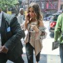 Sophia Bush – Arriving at her hotel in New York - 454 x 682