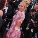 Meryem Uzerli : 'Blackkklansman' Red Carpet- The 71st Annual Cannes Film Festival - 454 x 562