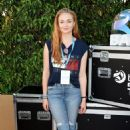 Sophie Turner – Baclaycard Presents British Summer Time Festival in Hyde Park in London, July 2016