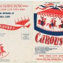Carousel (musical) 1945 Original Broadway Cast -Included Are Photos From Other Productions Of This Title - 454 x 346