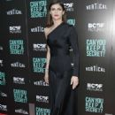 Alexandra Daddario arrives at the Los Angeles Premiere Of 'Can You Keep A Secret' in Los Angeles