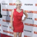 Brea Grant - Los Angeles Premiere Of 'Halloween II' At The Grauman's Chinese Theatre On August 24, 2009 In Hollywood, California - 454 x 681