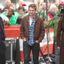 Robert Pattinson on the Today Show November 10, 2011