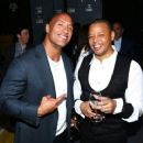Dwayne Johnson-June 6, 2015-Spike TV's Guys Choice 2015 - Backstage and Audience