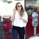 Elizabeth Olsen – Leaves a waxing salon in LA November 13, 2017