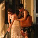 Jessica Biel – 'The Sinner' Filming in New York