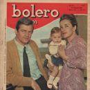 Sergio Endrigo - Bolero Film Magazine Cover [Italy] (20 June 1965)