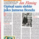 Ian Fleming - Retro Magazine Pictorial [Poland] (July 2019)