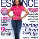 Jennifer Hudson - Essence Magazine Pictorial [United States] (April 2011)