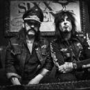 Lemmy Kilmister & Nikki Sixx