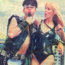 Rob Halford & Cheryl Rixon