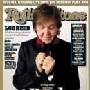 Paul McCartney - Rolling Stone Magazine Cover [Argentina] Magazine Cover [Argentina] (2 December 2013)