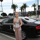 Actress Hayden Panettiere attends the 66th Annual Primetime Emmy Awards held at the Nokia Theatre L.A. Live on August 25, 2014 in Los Angeles, California - 395 x 594