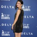 Victoria Justice Delta Air Lines 2014 Grammy Weekend Reception