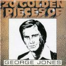20 Golden Pieces Of George Jones