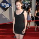 Brittany Curran - Los Angeles Premiere Of 'Step Up 3D' Held At The El Capitan Theatre On August 2, 2010 - 454 x 684