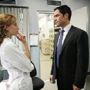 Danny Pino and Tania Raymonde