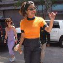 Priyanka Chopra – Leaves 'The Chew' in New York