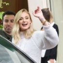 Sophie Turner – Seen at Her Hotel In Sao Paulo